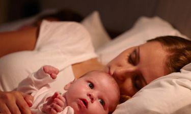 Γιατί τα μωρά πεινάνε τη νύχτα;