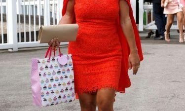 Μόλις μερικές ημέρες μετά την ανακοίνωση της εγκυμοσύνης της, η star μας δείχνει την κοιλίτσα της