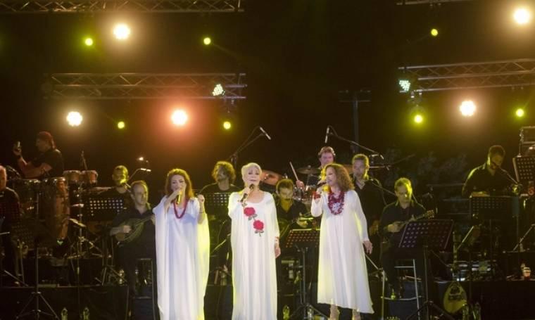 Μαρινέλλα – Βιτάλη – Γλυκερία: Το πρόβλημα υγείας και η ανακοίνωση για την αναβολή της συναυλίας!