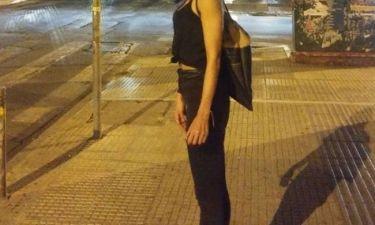 Νυχτοπερπατήματα στα Εξάρχεια για πρωταγωνίστρια του «Μπρούσκο»