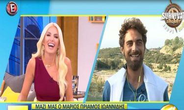 Μάριος Πρίαμος Ιωαννίδης: Το στρίμωγμα στον πρώην παίκτη του survivor και το «Όχι» του
