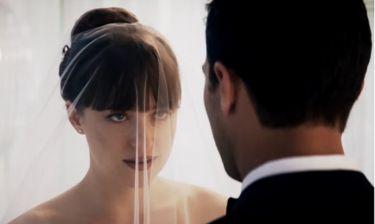 Κυκλοφόρησε το trailer της νέας ταινίας Fifty Shades Freed