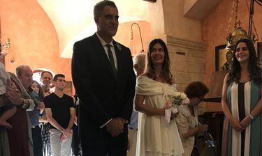 Η Κατερίνα Μουτσάτσου ανέβασε φωτογραφίες του γάμου της, μία εβδομάδα μετά το μυστήριο!