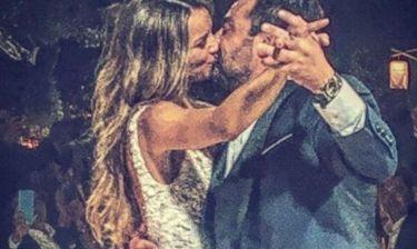 Το πρώτο μήνυμα της Τσολάκη λίγες ώρες μετά τον γάμο της: «Ήταν η πιο όμορφη μέρα της ζωής μας!»