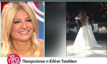Οι ευχές της Σκορδά στην Τσολάκη: «Μου είπαν ότι…»!