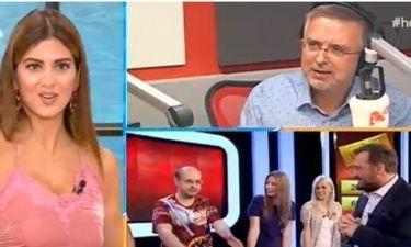Η Σταματίνα Τσιμτσιλή ανακοίνωσε ότι η Ελένη Τσολάκη θα είναι ξανά στο... Happy Day!