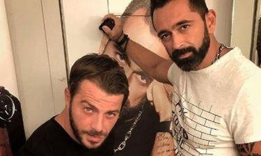 Ο Γιώργος Αγγελόπουλος παίζει μπουζούκι στον... Μπο