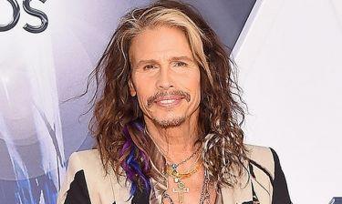 Aerosmith: Ακύρωσαν τις συναυλίες τους λόγω της ασθένειας του Στιβεν Τάιλερ