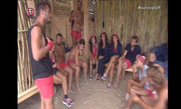Survival: Μπάχαλο οι Αγωνιστές μετά την απώλεια της ασυλίας