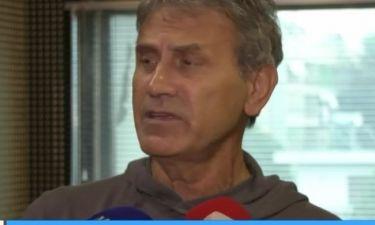 Νταλάρας: Η νέα δήλωση για την κομμένη φωτό με τη Βίσση και η σπόντα του