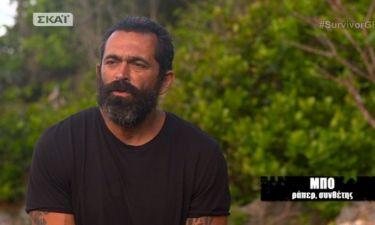 """Μπο: «Το survivor δεν μου άλλαξε κάτι αλλά μου έκανε πολλές υπενθυμίσεις που είχαν """"κοιμηθεί""""»"""