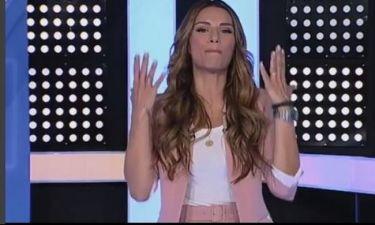 Ελένη Τσολάκη: «Το Slam είναι στοίχημα για μένα»