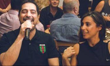 Δημάκης-Τάσσιος διασκέδασαν με την Μαρία Καρλάκη