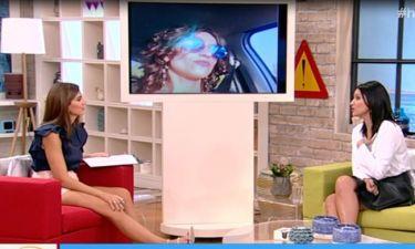 «Πάγωσε» η Παυλίδου με την ερώτηση της Τσιμτσιλή για επανασύνδεση με τον Φερεντίνο