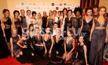 Λαμπερό fashion show από τον οίκο μόδας Kathy Heyndels στην 22η Athens Xclusive Designers Week