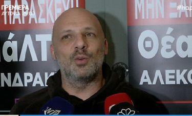Νίκος Μουτσινάς: Η σπόντα για τον Alpha και το νέο σόου στον Ant1