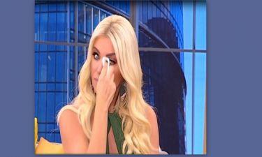 Καινούργιου: Τι συνέβη και διέκοψε την εκπομπή της - Η ατάκα που ακούστηκε on air!