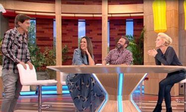 Η σπόντα του Κουτσογιαννόπουλου στην Ελένη και η αντίδρασή της on air