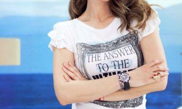 Περιπέτεια στο ασανσέρ για γνωστή παρουσιάστρια