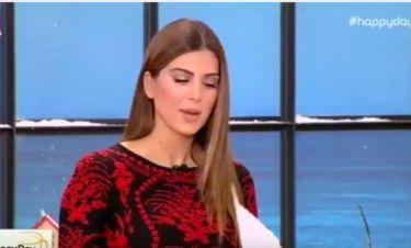 Σταματίνα Τσιμτσιλή για Μαρία Κορινθίου: «Μήπως είναι έγκυος;»