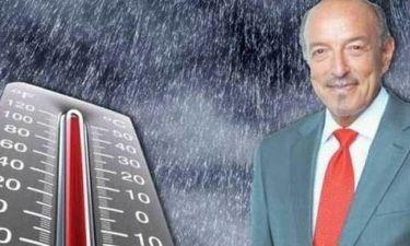 Καιρός: O Τάσος Αρνιακός προειδοποιεί για χιόνια στα ορεινά της Αττικής (vid)