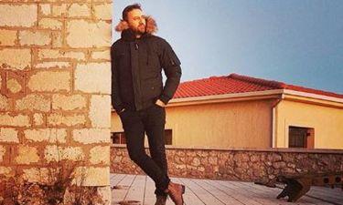 Αργύρης Αγγέλου: Τέσσερα χρόνια από το θάνατο του πατέρα του - Η φωτο στο instagram