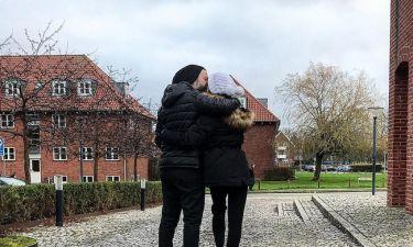 Βαρδής-Σκαφιδά: Ρομαντική απόδραση στην Δανία