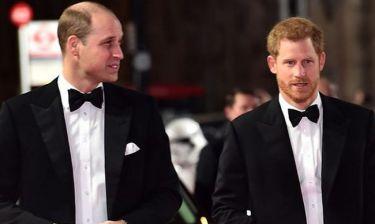 Πρίγκιπας William-Πρίγκιπας Harry: Στην πρεμιέρα της νέας ταινίας Star Wars
