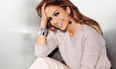 Μόνο η Jennifer Lopez θα μπορούσε να πάρει τέτοιο δώρο για τα Χριστούγεννα