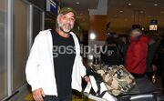 Η Αρναούτογλου επέστρεψε στην Ελλάδα! Οι πρώτες φωτογραφίες μετά την άφιξή του!