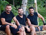Συγκινεί ο Κατσινόπουλος μετά το Nomads: Το πραγματικό έπαθλο και ο φιλανθρωπικός σκοπός του Μαυρίδη