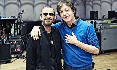 Ο Ringo Star έγινε... Sir