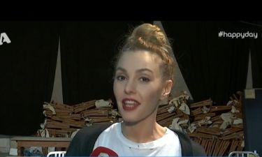 Τάμτα: Τι είπε για το ντεμπούτο της στο θεατρικό σανίδι