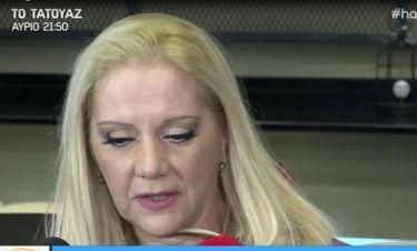 Η εξομολόγηση της Έλντας Πανοπούλου on camera, που άφησε άφωνους τους ρεπόρτερ