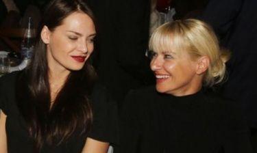 Μαρία Μπεκατώρου: «Η φιλία μου με την Υβόννη είναι καρμική»