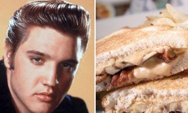 Σας έχουμε τη συνταγή για το αγαπημένο σάντουιτς του Elvis Presley
