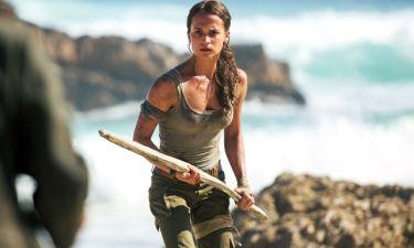 Αυτή είναι η νέα… Lara Croft