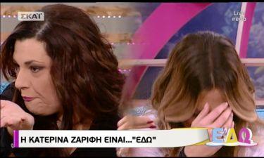 Η απορία της Ντορέττας που «έστειλε» την Ζαρίφη- Η απίστευτη ατάκα της on air