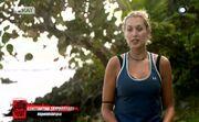 Survivor 2: Κωνσταντίνα Σπυροπούλου: «Με πείραξε που έφυγε η Κατερίνα»
