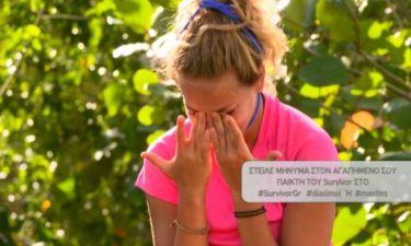 Survivor 2: «Λύγισε» και ξέσπασε σε κλάματα η Ζωή των Μαχητών