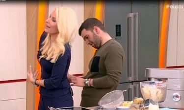 Τρελό Γέλιο: Ο μάγειρας ψαχούλευε την Ελένη και αναφώνησε: «Κλείστε τις κάμερες»!