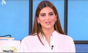 Σταματίνα Τσιμτσιλή: Η απίστευτη ατάκα της on air σε συνεργάτιδά της