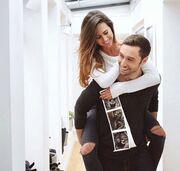 Νικητής της Eurovision θα γίνει μπαμπάς - Δείτε την εγκυμονούσα σύντροφό του