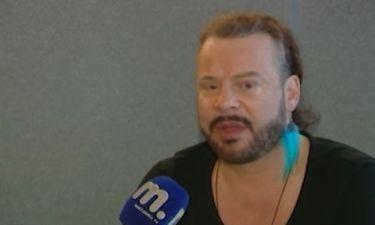 Δάντης: Η ατάκα του για τη συμμετοχή της Φουρέιρα στη Eurovision με την Κύπρο, που θα συζητηθεί
