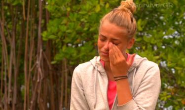 "Survivor 2: Η ψυχολογική κατάρρευση της Ζωής: ""Έχω ξεπεράσει τα όριά μου. Με πνίγει αυτό"""