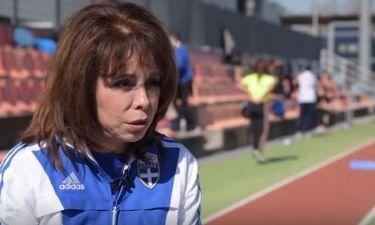 Η Πατουλίδου μιλά για τον γιο της και το πρόβλημα υγείας που αντιμετώπισε όταν ήταν μικρός