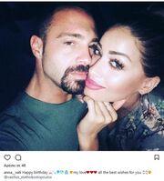 Full in love Σταθακωστόπουλος – Βάλλη: Οι ευχές της συντρόφου του: «Χρόνια πολλά μωρό μου»