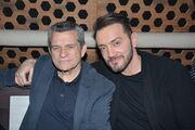 Γιώργος Μαργαρίτης - Χρήστος Μενιδιάτης διασκέδασαν στον Βέρτη