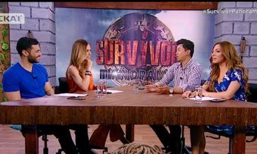 Το υπονοούμενο του Τσανγκ για φλερτ στο Survivor 1 – Πως αντέδρασαν Βαλαβάνη και Βασάλος
