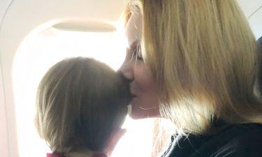 Χριστίνα Αλούπη: Τρυφερές φωτογραφίες με το γιο της στο instagram